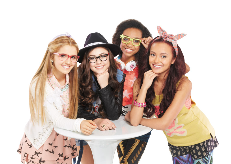 Project Mc2's Mika Abdalla Chats About Why Smart Girls Are Cool