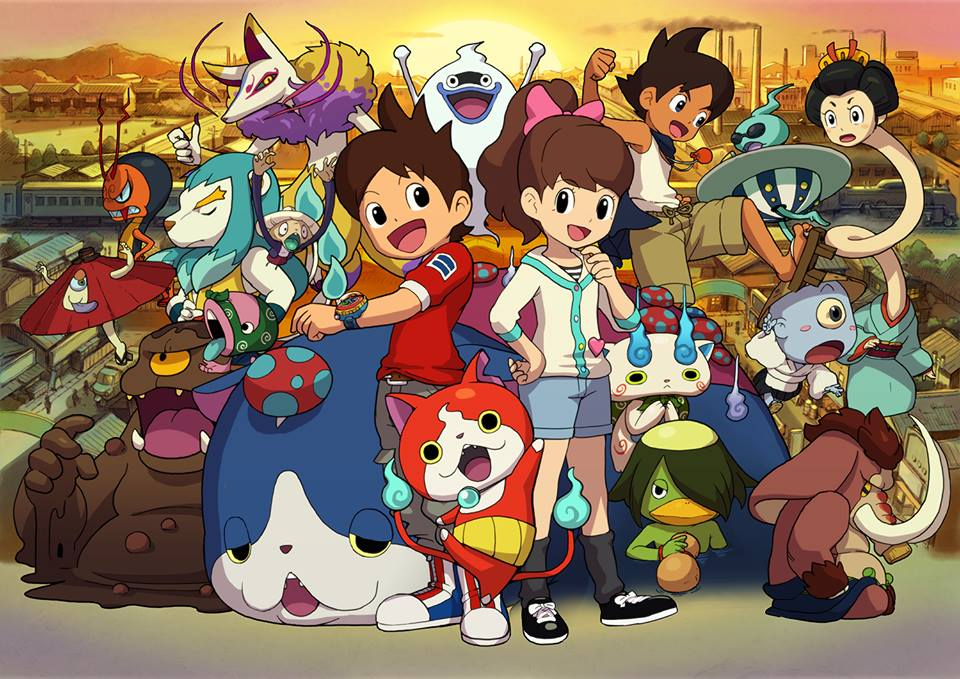 Enter To Win A Very Important Family Pass To Toronto's YO-KAI WATCH 2 Event
