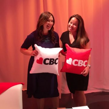 Randi Zuckerberg at CBC