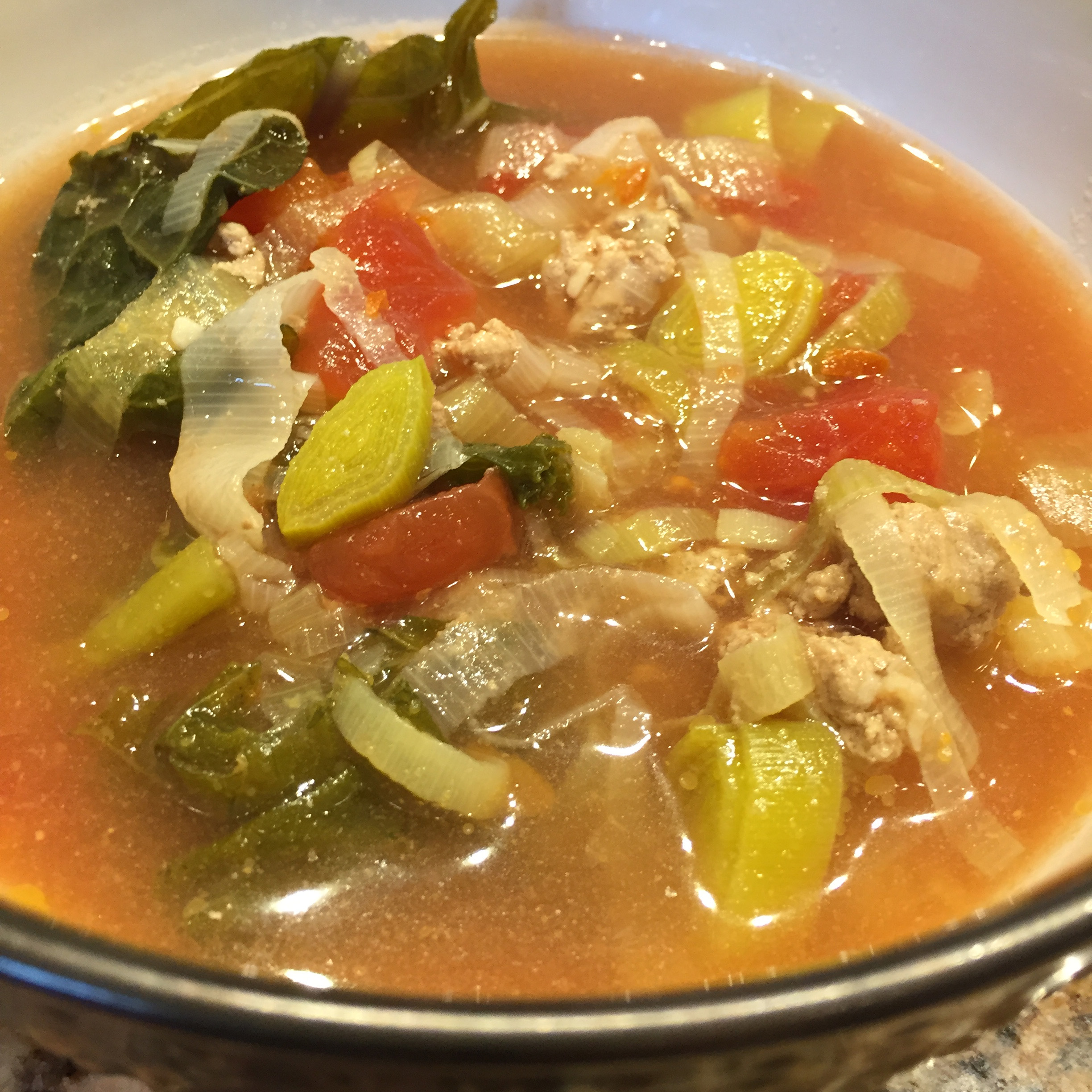 A Portugal-Inspired Soup For The Soul