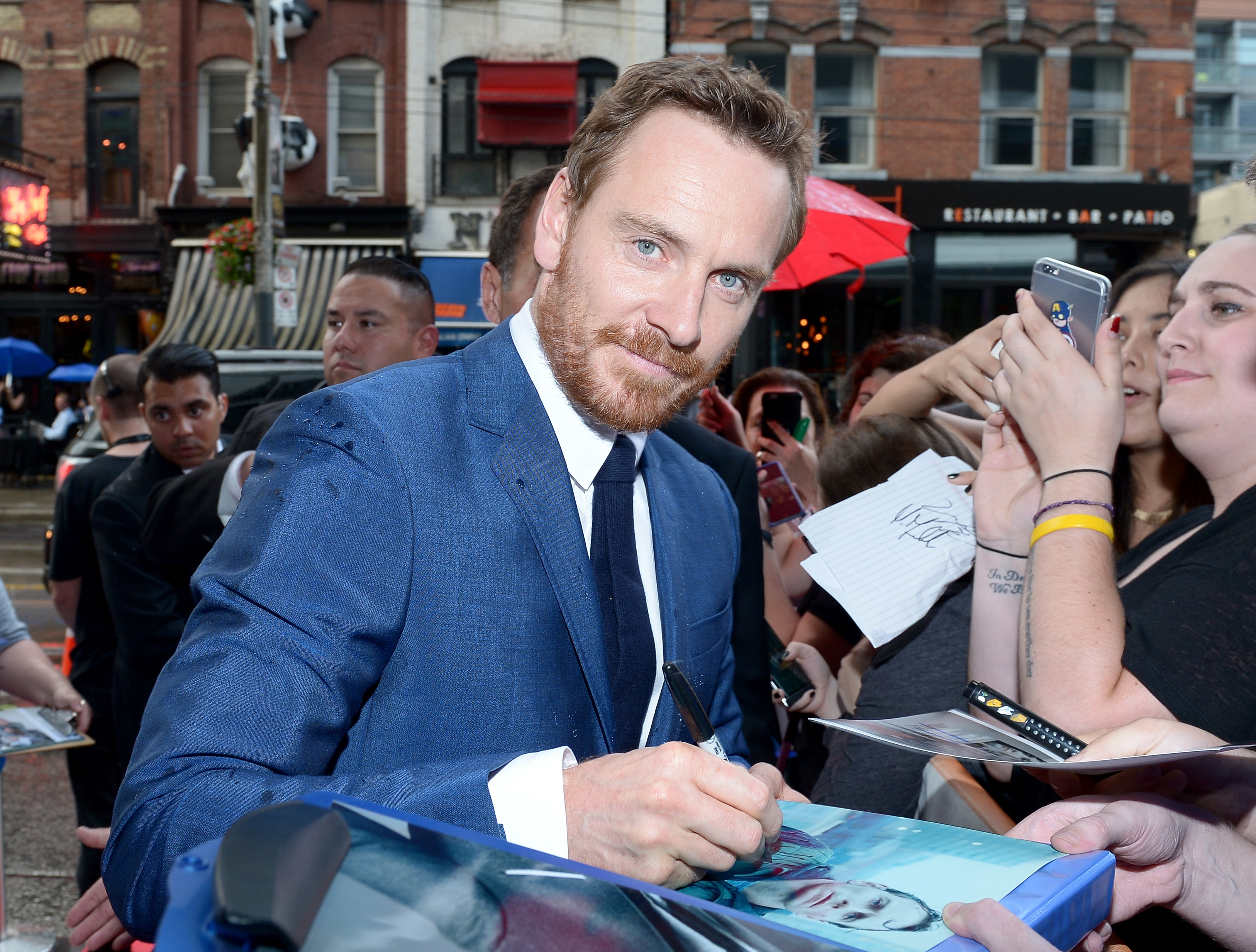 Where To See The TIFF Celebrities And How To Get The Star Treatment