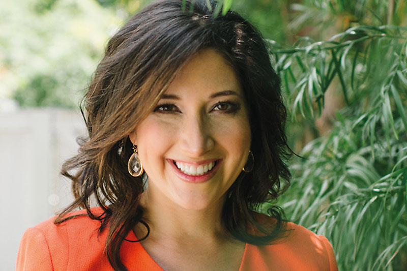 5 Minutes With Randi Zuckerberg