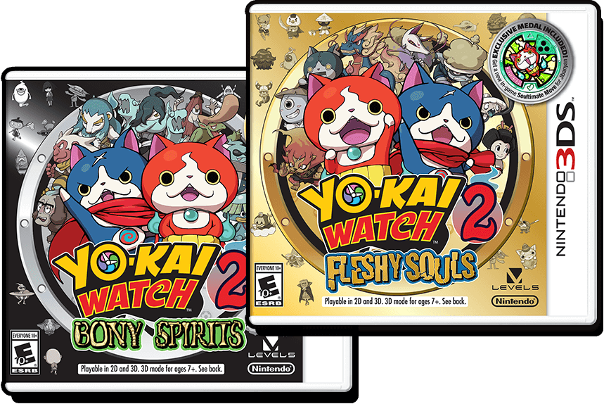 Join Nintendo For A Very Important YO-KAI WATCH 2 Family Event!