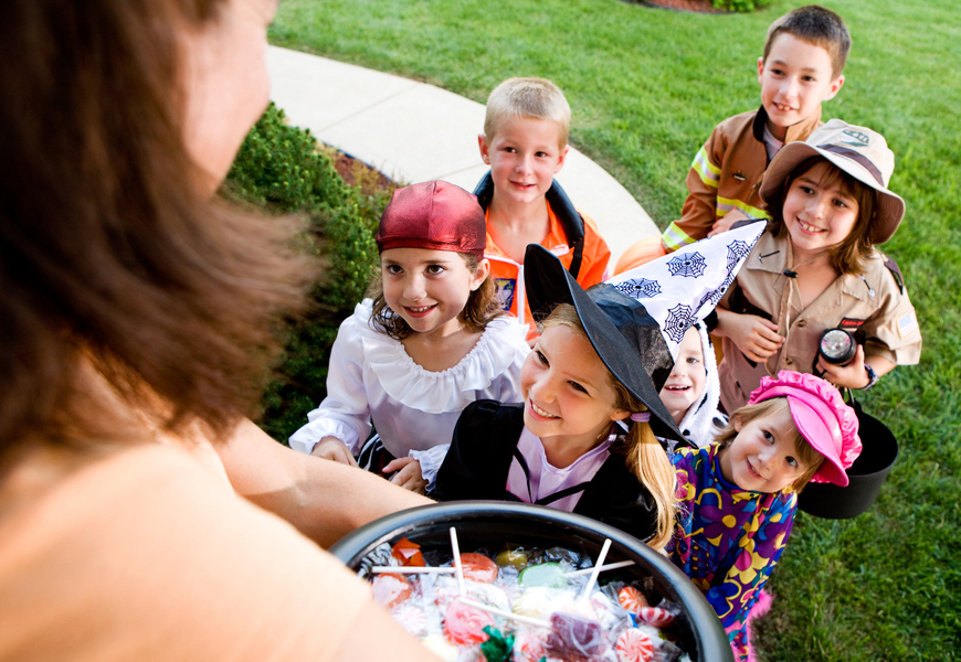 How Parenting Is A Lot Like Halloween
