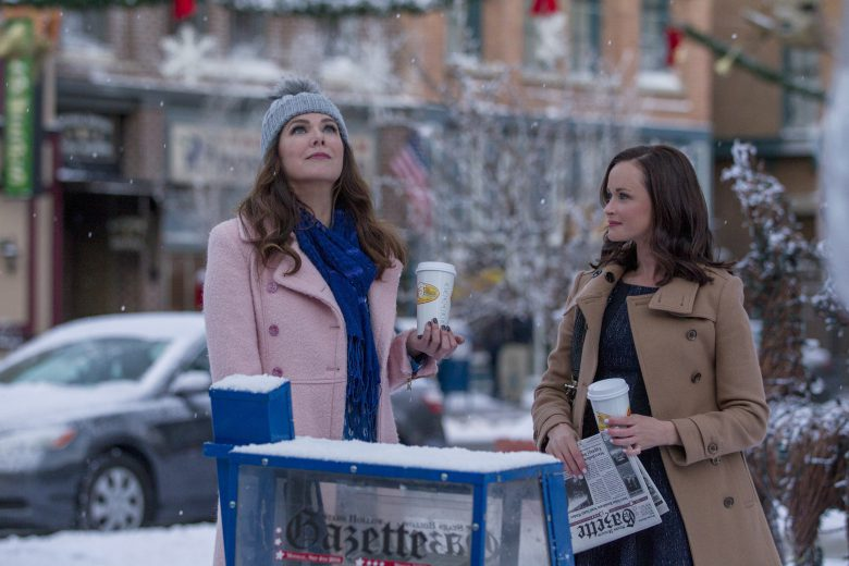 Gilmore Girls A Year in a Life. Netflix Original