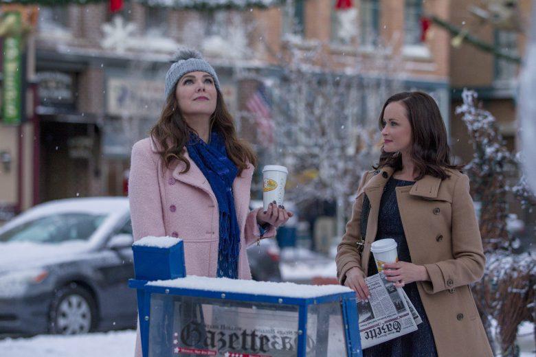 Gilmore Girls A Year in a Life. Netflix Original