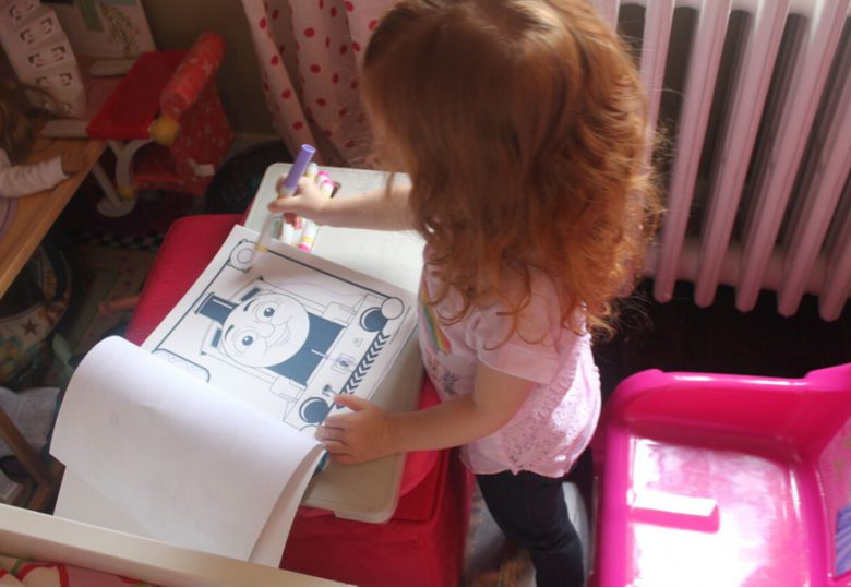 colouring-natalie