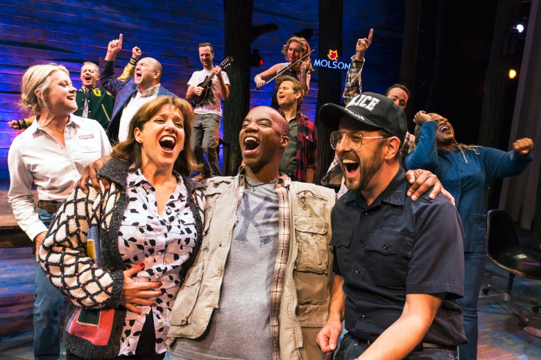 Come From Away Photo Credit: Matthew Murphy