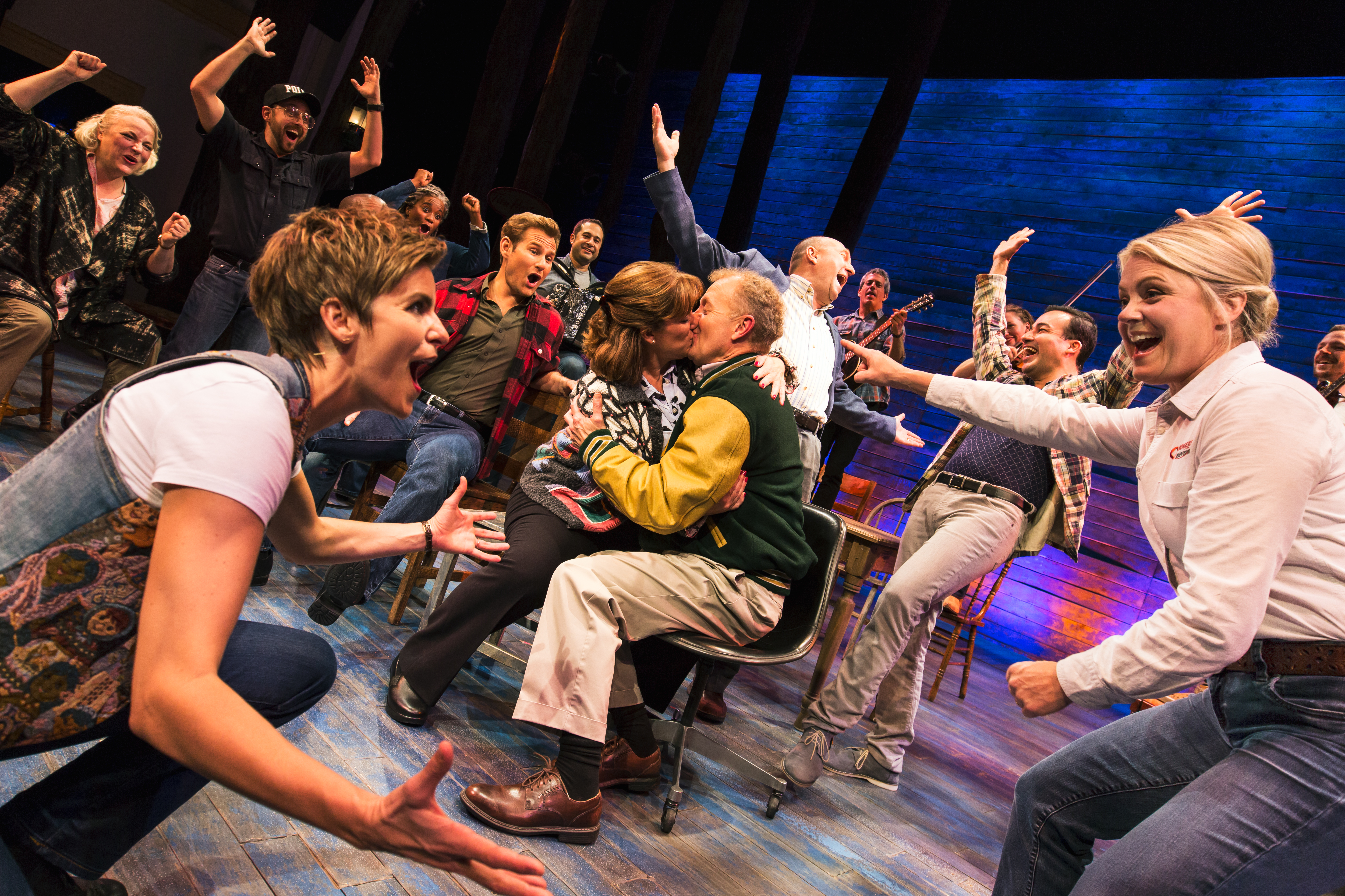 Come From Away Reminds Us That A Little Kindness Goes A Long Way