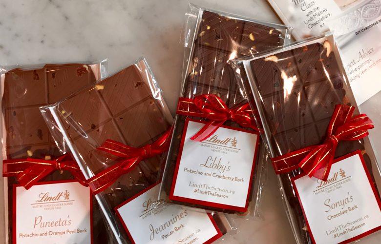 Lindt Chocolate Bark