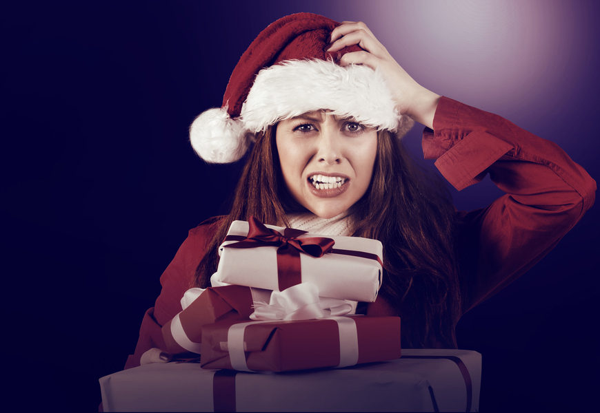 """The 6 Stages Of Christmas Shopping For The """"It Toy"""" Of The Year"""