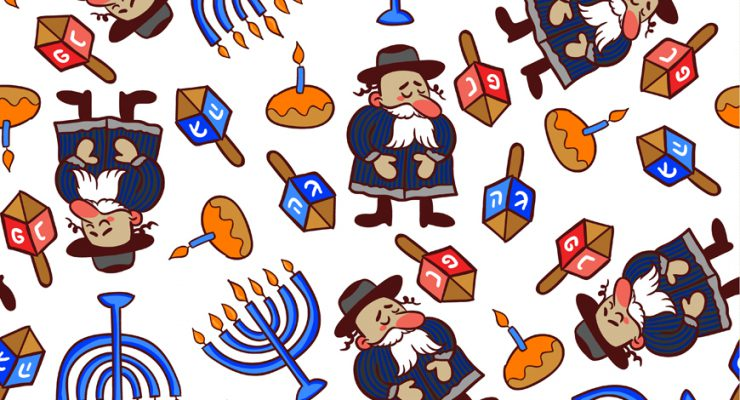 My Toddler Is So Excited For Christmas—The Only Trouble Is, We're Jewish
