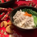 Quick And Delicious Dumpling Noodle Bowl Recipe For Chinese New Year