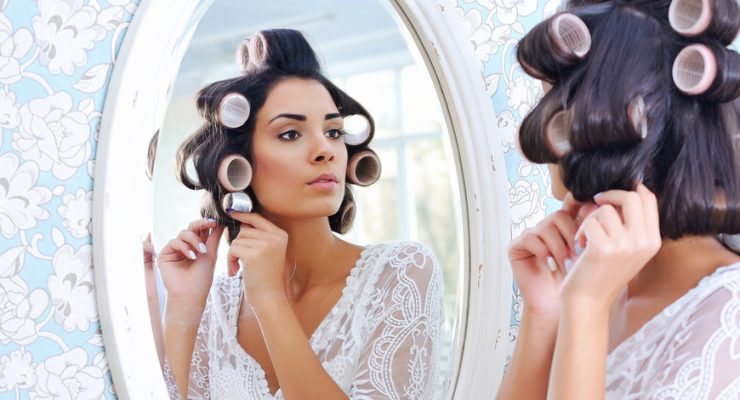 The 6 Stages Of Getting Ready For Date Night