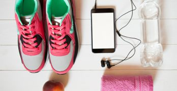 Confessions Of A Germaphobe: When You Find Yourself Barefoot At The Gym