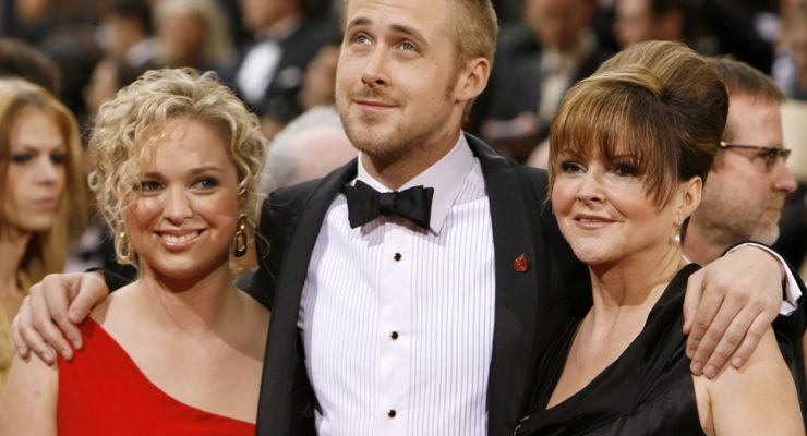 The Award For Best Kid Goes To: 10 Celebs Who Took Their Mom To The Oscars