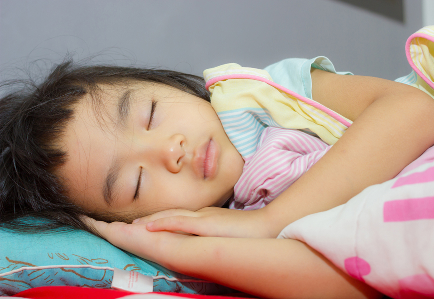 Hacking, Coughing Kids? Some Other Hacks for a Good Night's Sleep