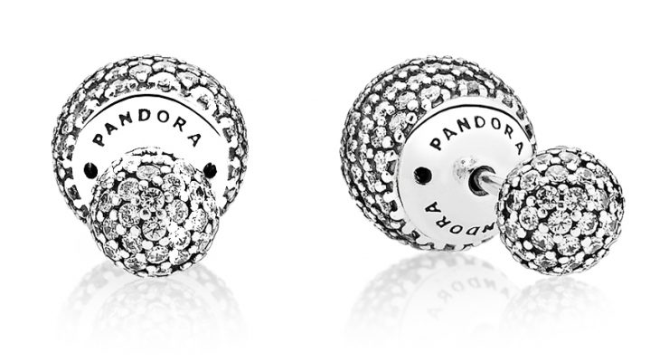 Enter To Win A Pair Of PANDORA Jewellery Earrings Worth $140 This Valentine's Day