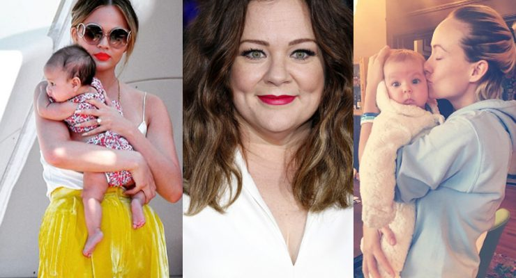 10 Celebrity Moms We Totally Admire
