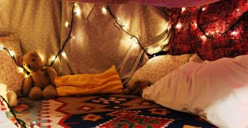 Five Indoor Rainy Day Forts You Can DIY