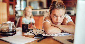 Hey Working Moms, You Don't Owe Anyone An Explanation