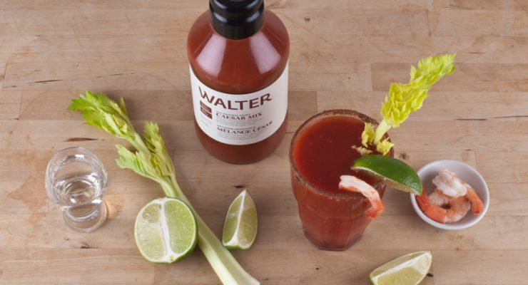 The Perfect Caesar Is All In The Mix