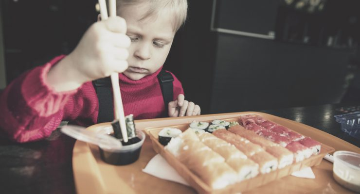 Raising Adventurous Eaters And Why I Have Zero Advice to Give
