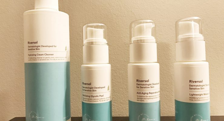 We Found It: An Anti-Aging Skincare Line for Sensitive Skin That Works