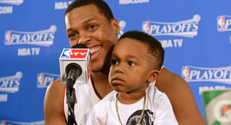 Interview: Kyle Lowry On Being A Father In 2017 And Hanging Out With Drake
