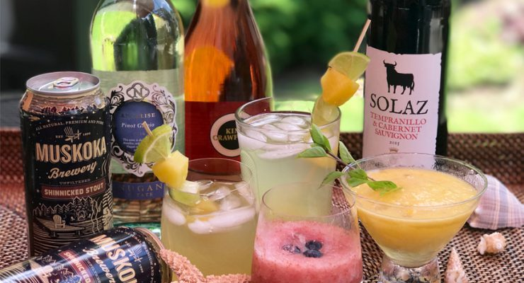 5 Summer Cocktails For Your Impromptu Get-Together