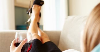 Why I Won't Apologize For Having Wine O'Clock At My House