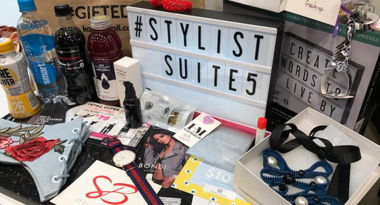 What's Inside The Celebrity Swag Bags At TIFF 2017?