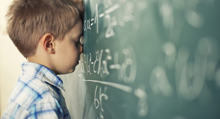 So, You're Going To Have The Crazy Kid In Kindergarten This Year