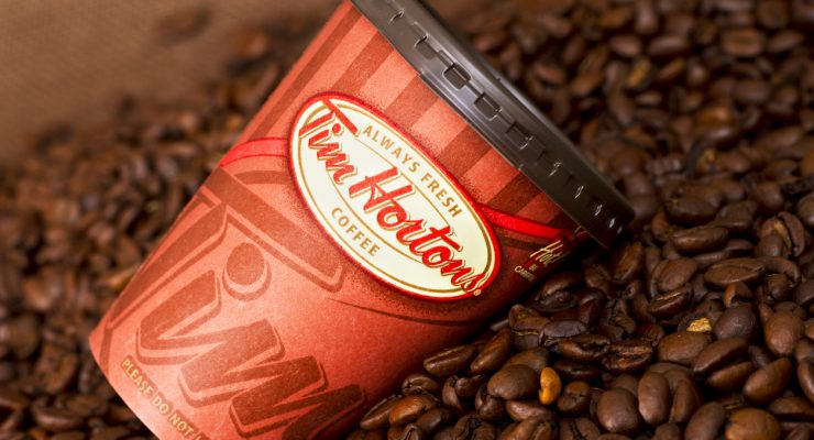 Attention Tired Moms: Tim Horton's Is Giving Away Free Coffee Until October 8!