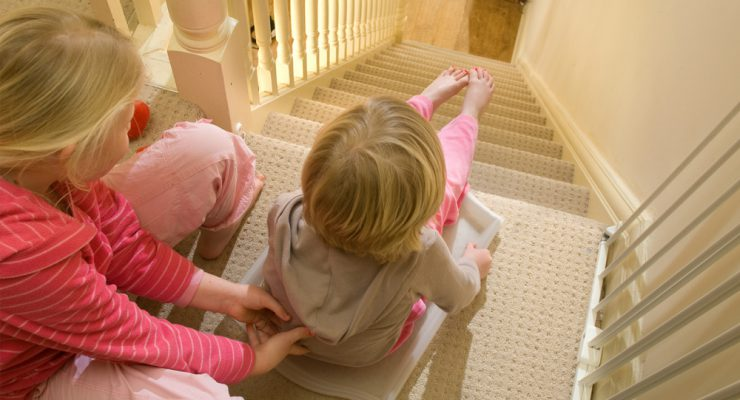 Parenting: Nothing More Than A Series Of Near Misses?