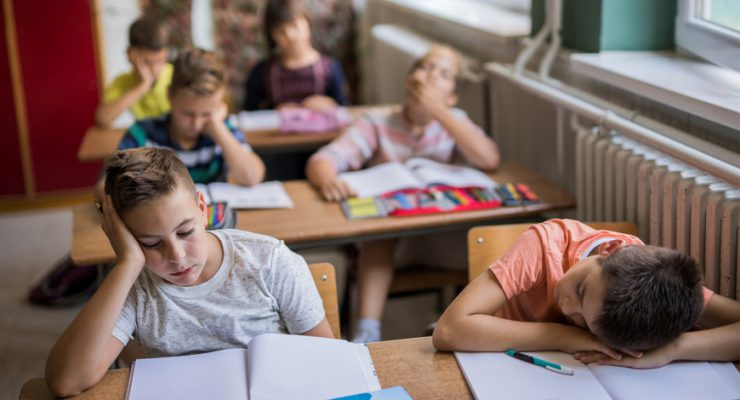 Schools, You Need To Do More During Heatwaves