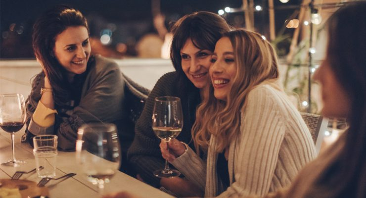 The 5 Types Of Friend You Need In Your Life Right Now