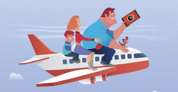 Passenger Plane Parenting Is The Latest Trend And I Am All About It