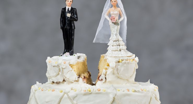 I Was Sideswiped By My Own Divorce