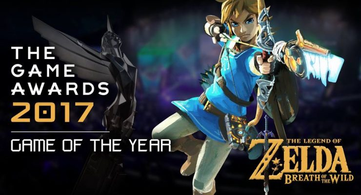 Here Are The 2017 Game Awards Winners (And Your Last Minute Christmas Shopping Inspo)