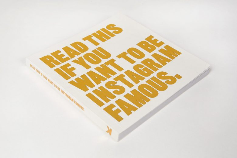 Instagram famous book, gifts for teens
