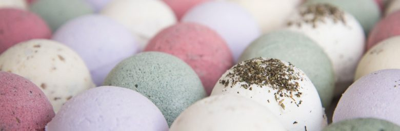 Rocky Mountain Soap Company, bath bombs