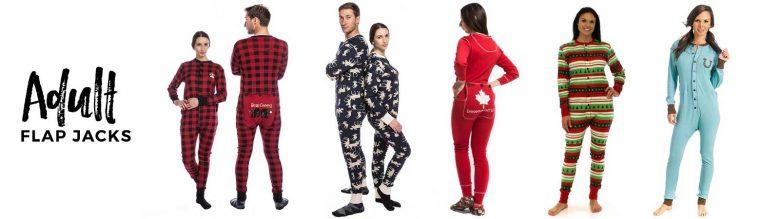 Lazyone footed pyjamas,