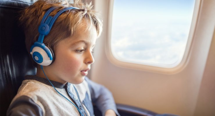 How To Tackle Flying When Your Child Is Sensory Sensitive