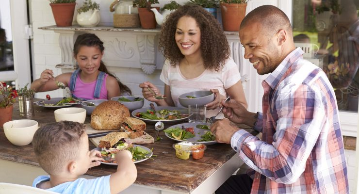 Bringing Families Together Through Food
